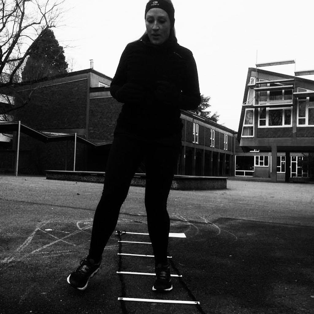 Functional Training Speed Ladder