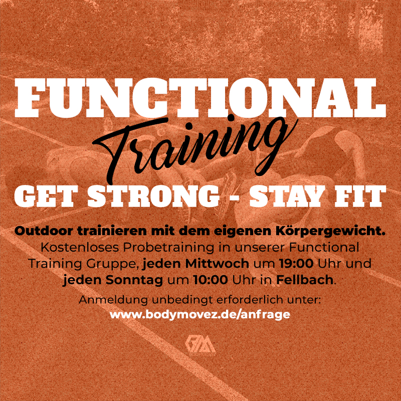 Functional Training - Plank Jump Overs